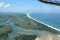Mouth of the Manning River